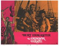 The Crimson Pirate - 11 x 14 Movie Poster - Style A