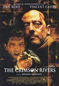 The Crimson Rivers - 11 x 17 Movie Poster - Style A
