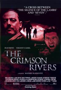 The Crimson Rivers - 11 x 17 Movie Poster - Style B