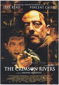 The Crimson Rivers - 27 x 40 Movie Poster - Style A