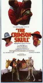 The Crimson Skull - 11 x 17 Movie Poster - Style B