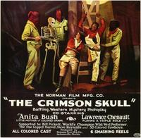 The Crimson Skull - 11 x 14 Movie Poster - Style A