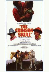 The Crimson Skull - 27 x 40 Movie Poster - Style B