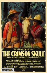 The Crimson Skull - 27 x 40 Movie Poster - Style A
