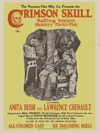 The Crimson Skull - 27 x 40 Movie Poster - Style C