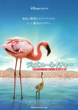 The Crimson Wing: Mystery of the Flamingos - 27 x 40 Movie Poster - Japanese Style A