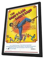 The Crippled Masters - 11 x 17 Movie Poster - Style A - in Deluxe Wood Frame