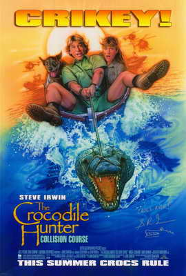 The Crocodile Hunter: Collision Course - 11 x 17 Movie Poster - Style A
