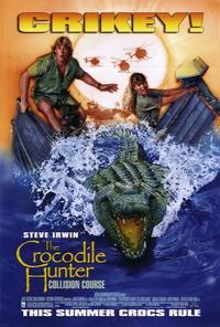 The Crocodile Hunter: Collision Course - 11 x 17 Movie Poster - Style C