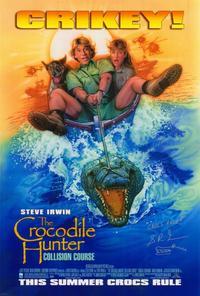 The Crocodile Hunter: Collision Course - 27 x 40 Movie Poster - Style A