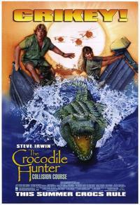 The Crocodile Hunter: Collision Course - 27 x 40 Movie Poster - Style C