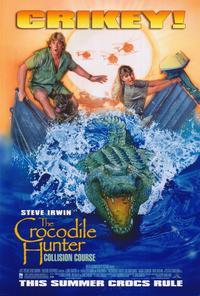 The Crocodile Hunter: Collision Course - 11 x 17 Movie Poster - Style D