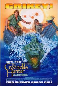 The Crocodile Hunter: Collision Course - 27 x 40 Movie Poster - Style D