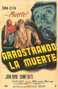 The Crooked Way - 11 x 17 Movie Poster - Spanish Style A