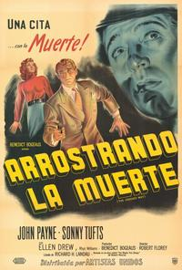 The Crooked Way - 27 x 40 Movie Poster - Spanish Style A