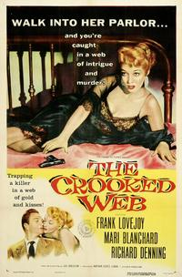 The Crooked Web - 11 x 17 Movie Poster - Style A