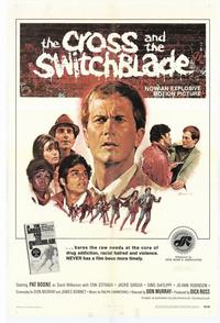 The Cross & the Switchblade - 11 x 17 Movie Poster - Style A