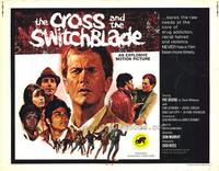 The Cross & the Switchblade - 22 x 28 Movie Poster - Half Sheet Style A