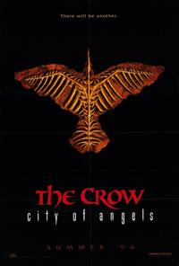 The Crow 2: City of Angels - 11 x 17 Movie Poster - Style A