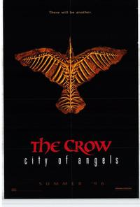 The Crow 2: City of Angels - 27 x 40 Movie Poster - Style A
