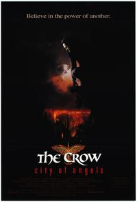 The Crow 2: City of Angels - 27 x 40 Movie Poster - Style B