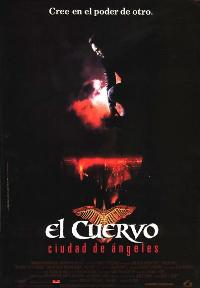 The Crow: City of Angels - 27 x 40 Movie Poster - Spanish Style A