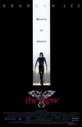 The Crow - 11 x 17 Movie Poster - Style A
