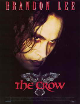 The Crow - 11 x 17 Movie Poster - Style C