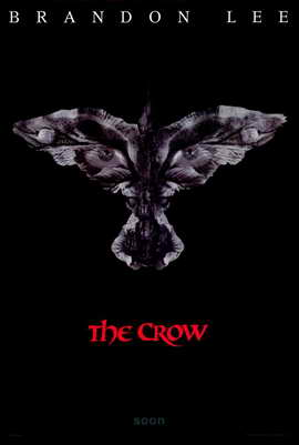 The Crow - 11 x 17 Movie Poster - Style D