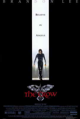 The Crow - 27 x 40 Movie Poster - Style A