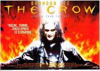 The Crow - 11 x 17 Movie Poster - Style E