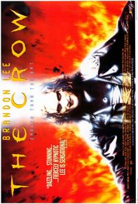 The Crow - 27 x 40 Movie Poster - Style C