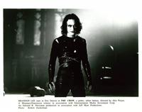 The Crow - 8 x 10 B&W Photo #5