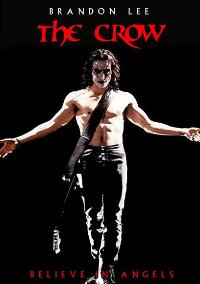 The Crow - 27 x 40 Movie Poster - Style E