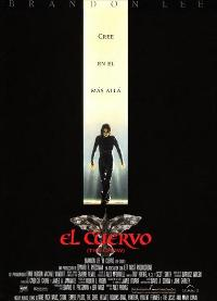 The Crow - 11 x 17 Movie Poster - Spanish Style A