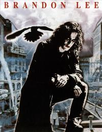 The Crow - 27 x 40 Movie Poster - Style F