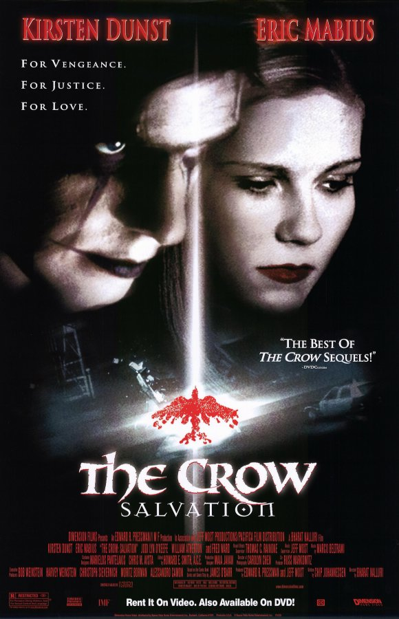 The Crow: Salvation movie