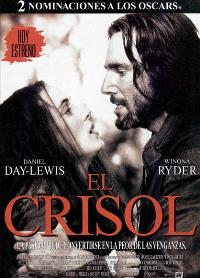 The Crucible - 27 x 40 Movie Poster - Spanish Style A