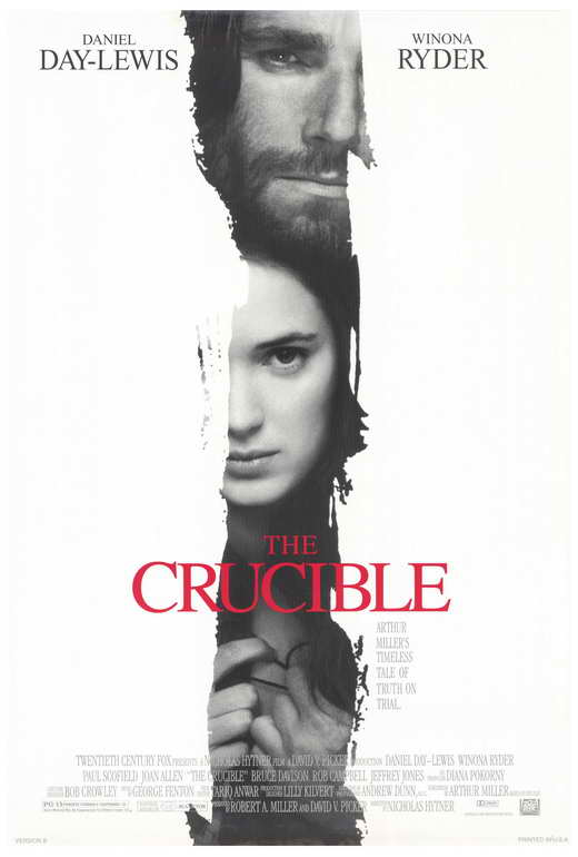 a film characterization evaluation of john proctor from the crucible by arthur miller The crucible, a play by arthur miller that was first produced in arthur miller's the crucible: characters analysis the crucible: john proctor character.