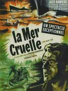The Cruel Sea - 11 x 17 Movie Poster - French Style A