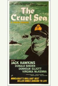 The Cruel Sea - 27 x 40 Movie Poster - Style A