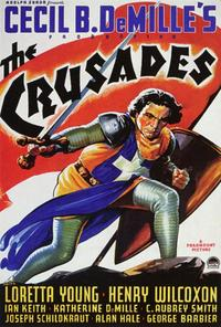 The Crusades - 27 x 40 Movie Poster - Style A