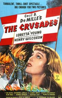 The Crusades - 11 x 17 Movie Poster - Style C