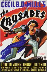 The Crusades - 43 x 62 Movie Poster - Bus Shelter Style A