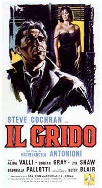 The Cry - 27 x 40 Movie Poster - Italian Style A