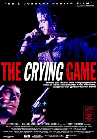 The Crying Game - 11 x 17 Movie Poster - German Style A