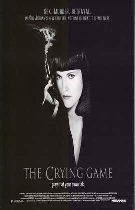 The Crying Game - 27 x 40 Movie Poster - Style A