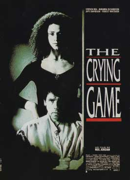 The Crying Game - 11 x 17 Movie Poster - French Style A