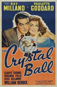 The Crystal Ball - 11 x 17 Movie Poster - Style A