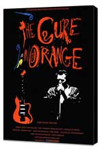 The Cure in Orange - 11 x 17 Movie Poster - Style A - Museum Wrapped Canvas